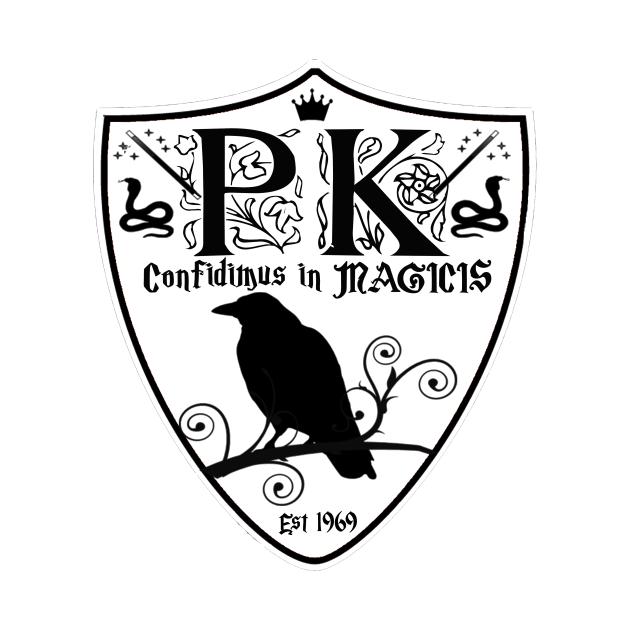 TeePublic: P.K. - Confidimus in Magicis