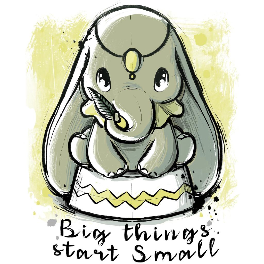 TeeTee: Big Things