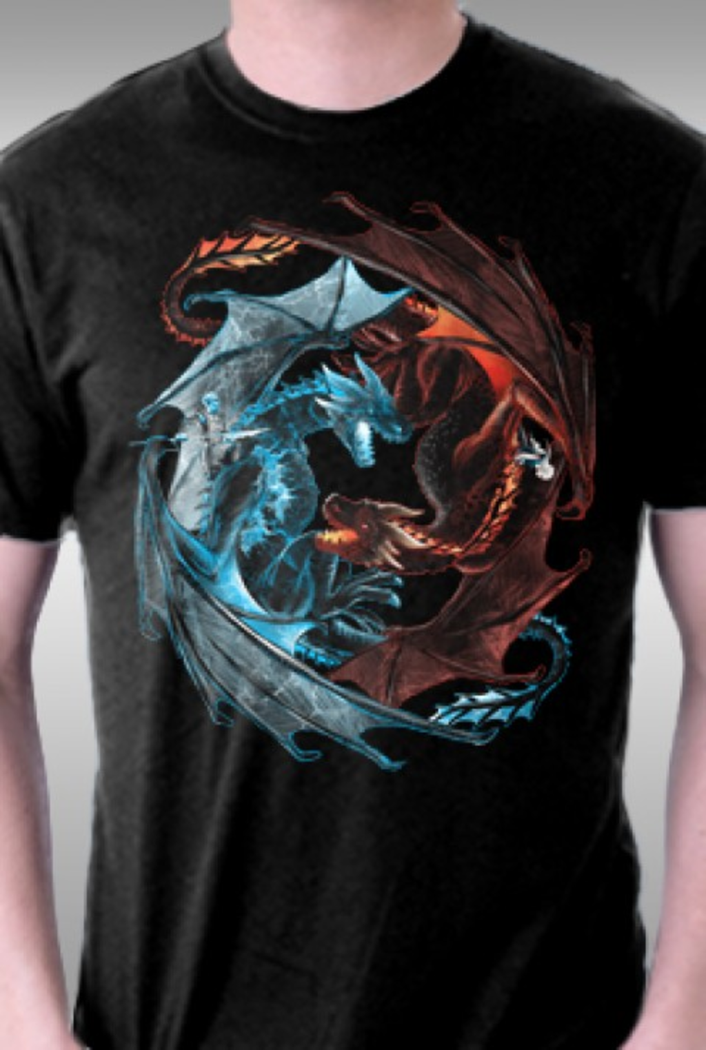 TeeFury: Game of Dragons