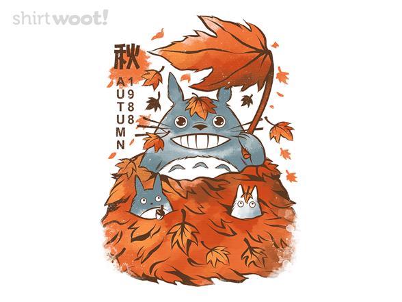Woot!: My Neighbor Autumn