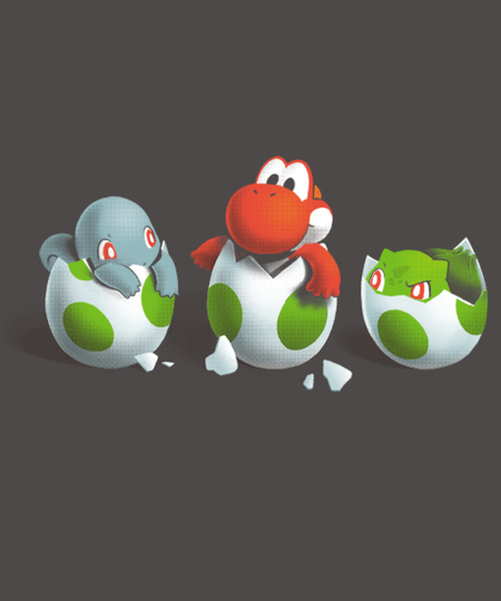 Qwertee: Start with Yoshi