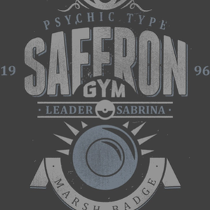 Once Upon a Tee: Saffron City Gym