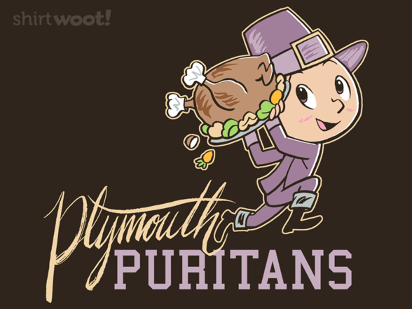 Woot!: Plymouth Puritans