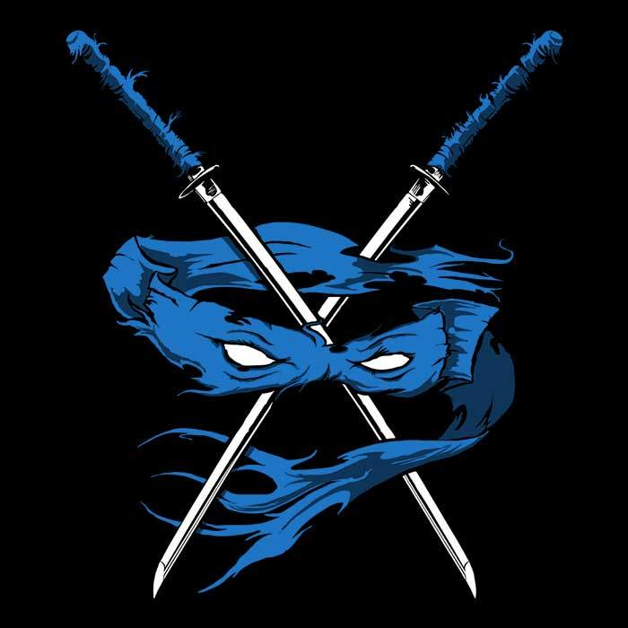 Once Upon a Tee: Blue Fury