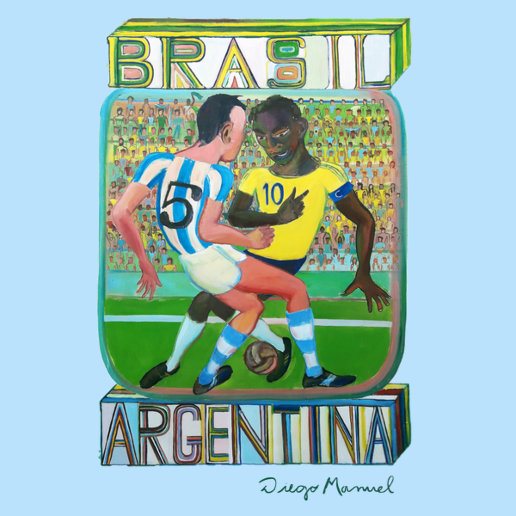 NeatoShop: Brasil Argentina V