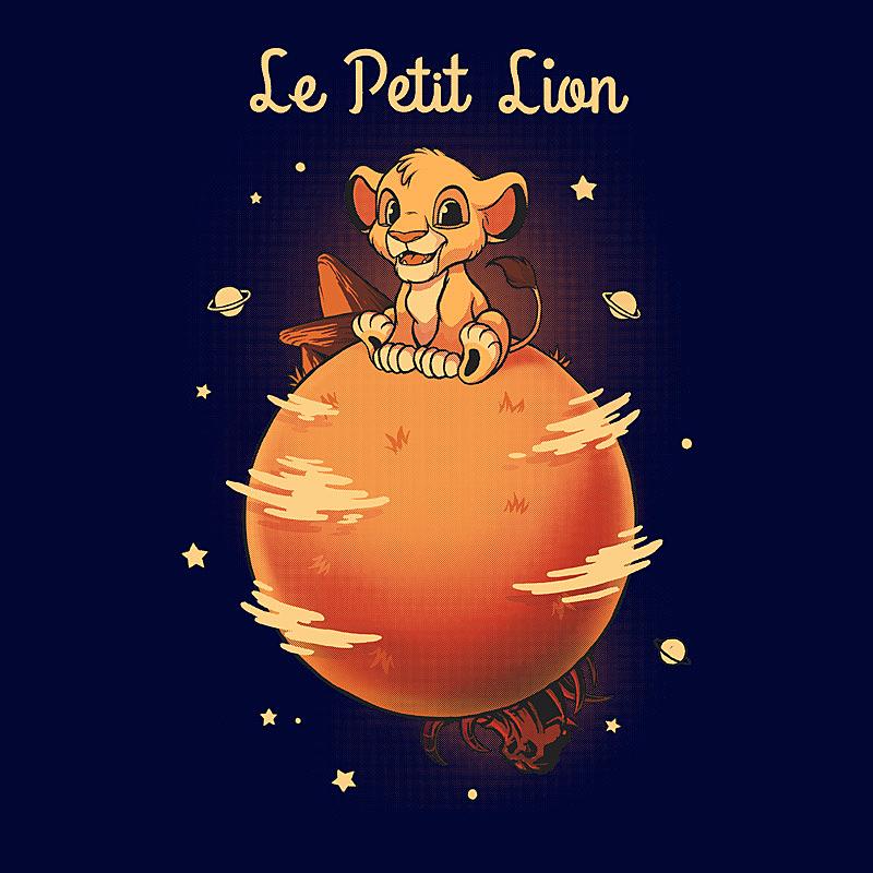 Pampling: Le Petit Lion