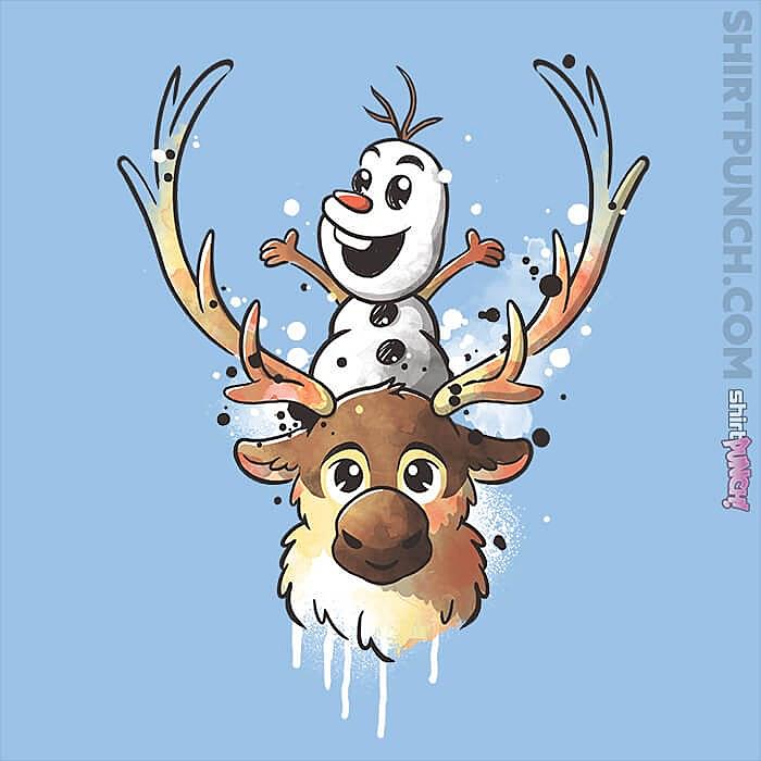 ShirtPunch: Winter Friends