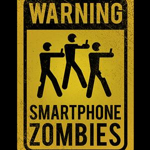 Qwertee: Smartphone Zombies
