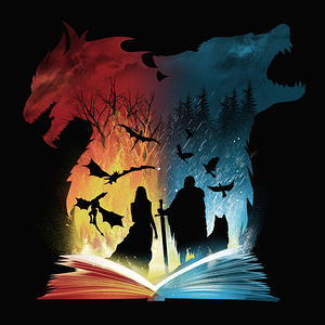 Wistitee: Book Of Fire And Ice