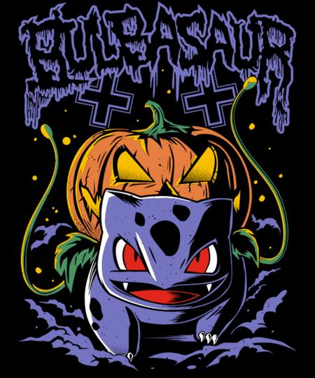 Qwertee: Spookasaur