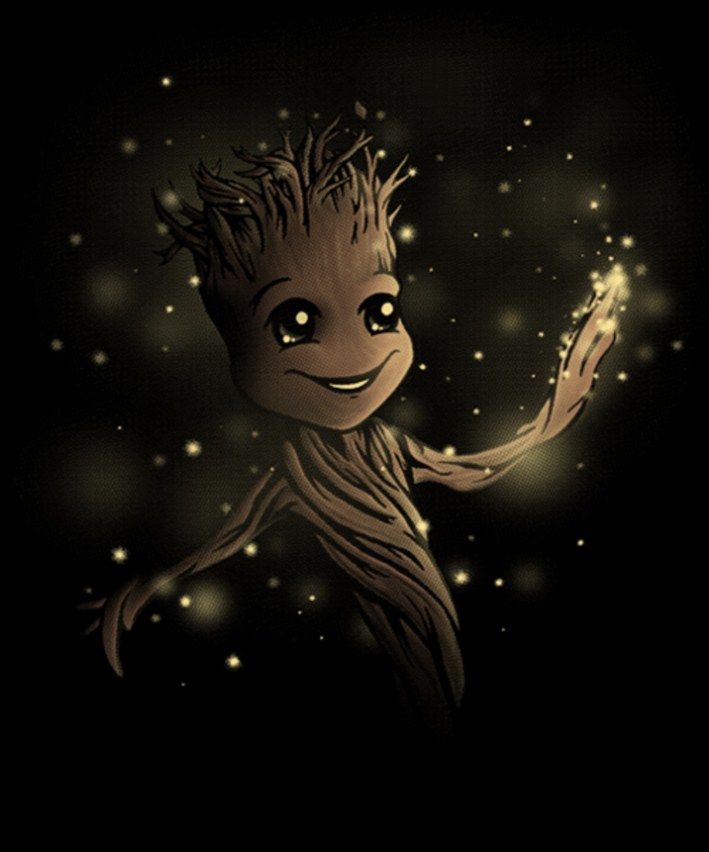 Qwertee: We are Groot