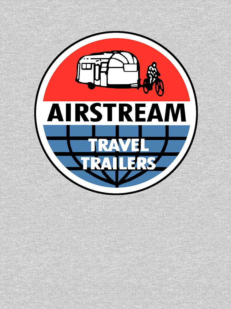 RedBubble: Airstream Travel Trailer Vintage Decal