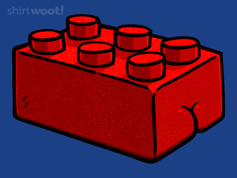 Woot!: Backside Brick