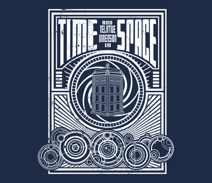 TeeFury: Time and Space