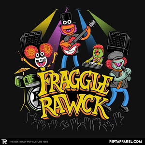 Ript: Fraggle Rawk