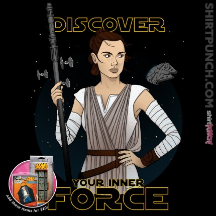 ShirtPunch: Discover Your Inner Force