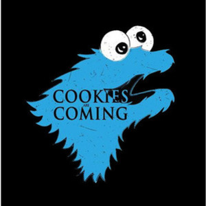 Shirt Battle: Cookies Are Coming