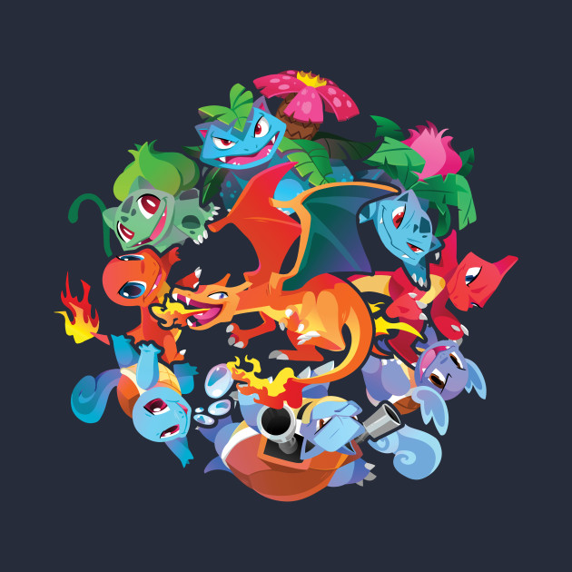 TeePublic: Catch em' All T-Shirt