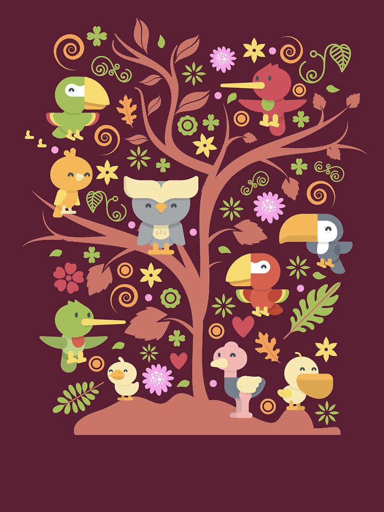 RedBubble: Tree Of Cute