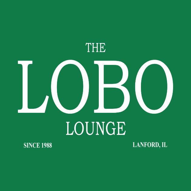 TeePublic: Lobo Lounge