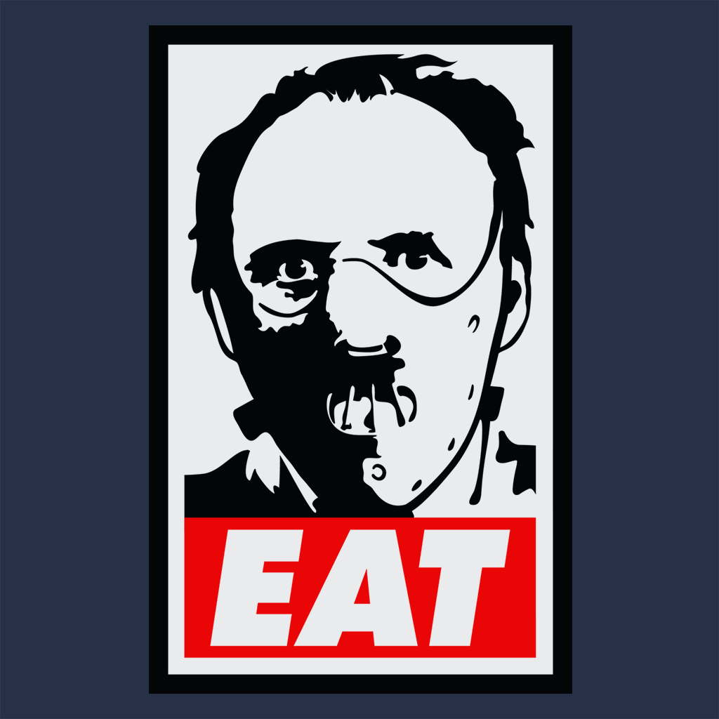 Pop-Up Tee: Eat