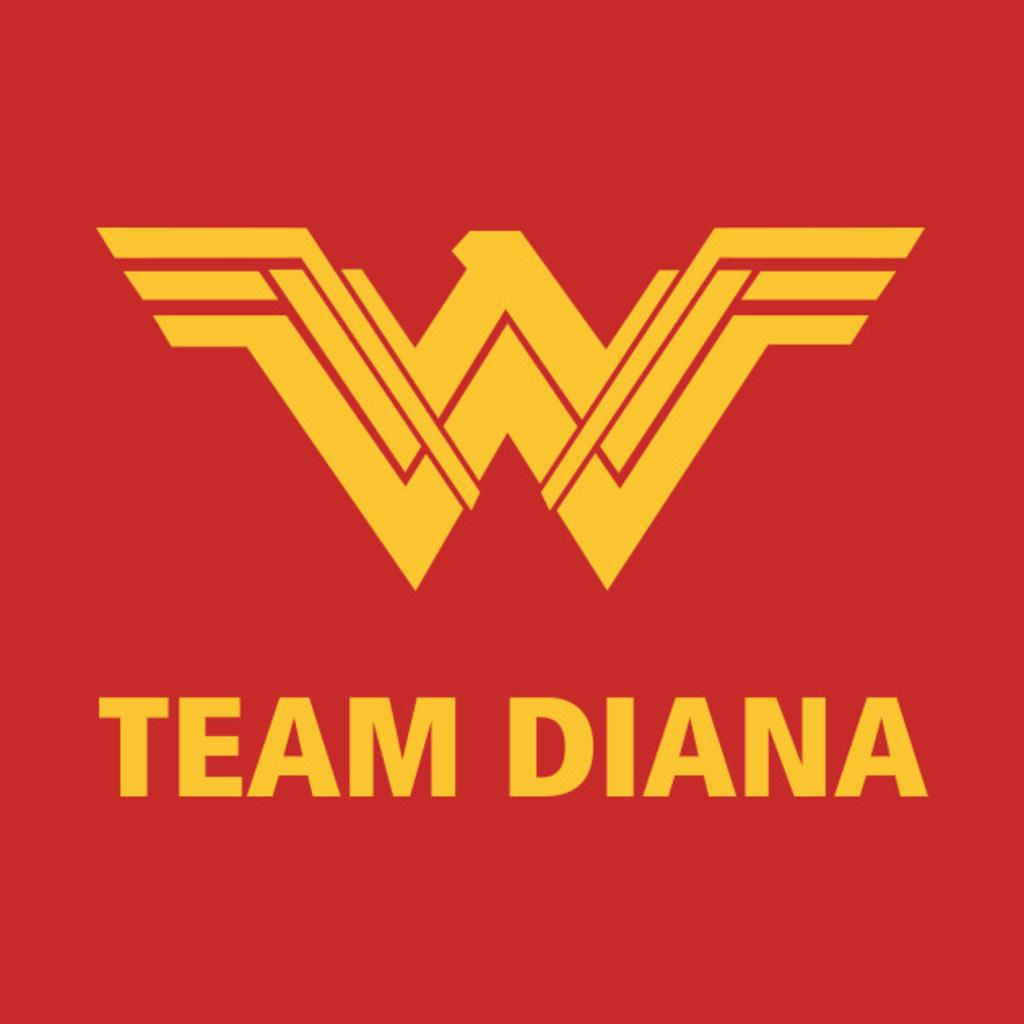TeePublic: Wonderwoman