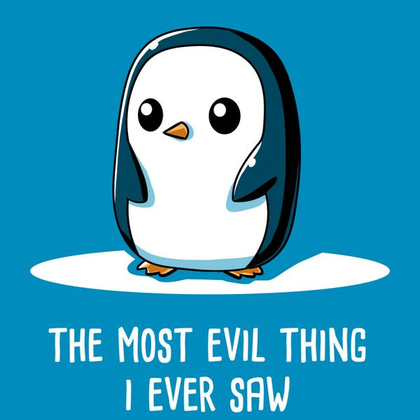 TeeTurtle: The Most Evil Thing