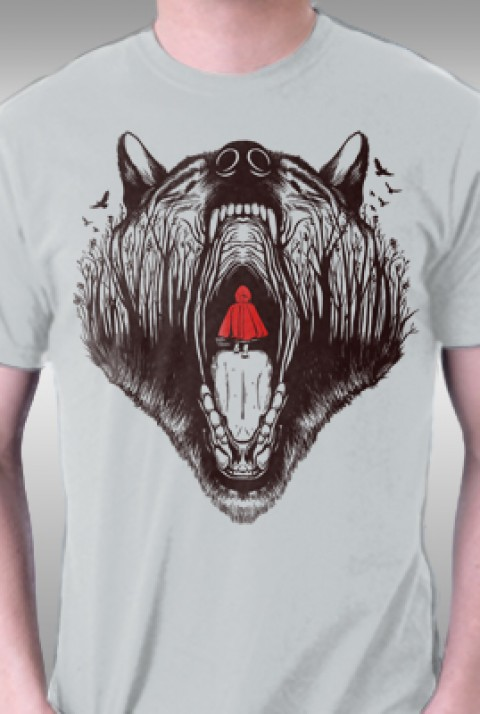 TeeFury: Through the Woods
