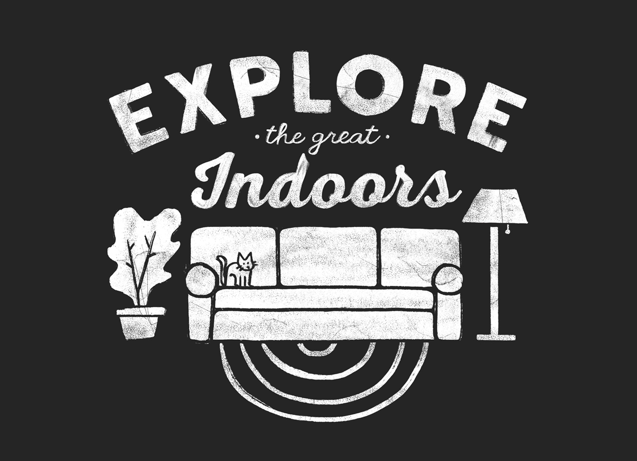Threadless: The Great Indoors