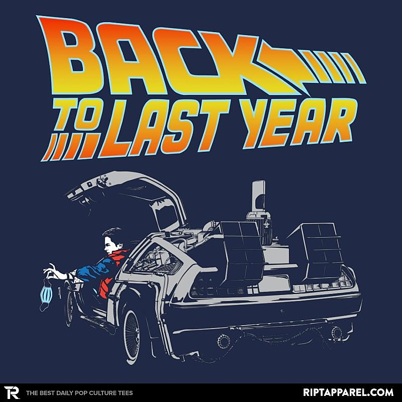 Ript: Back to Last Year