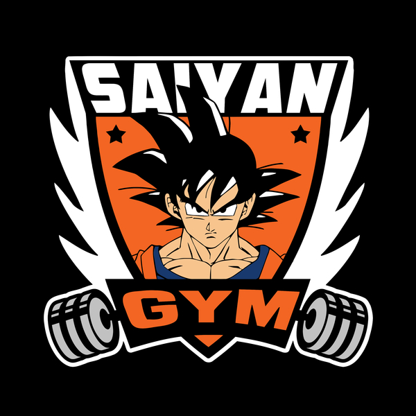 anime gym logo from neatoshop day of the shirt
