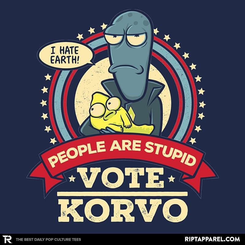Ript: Vote Korvo 2020