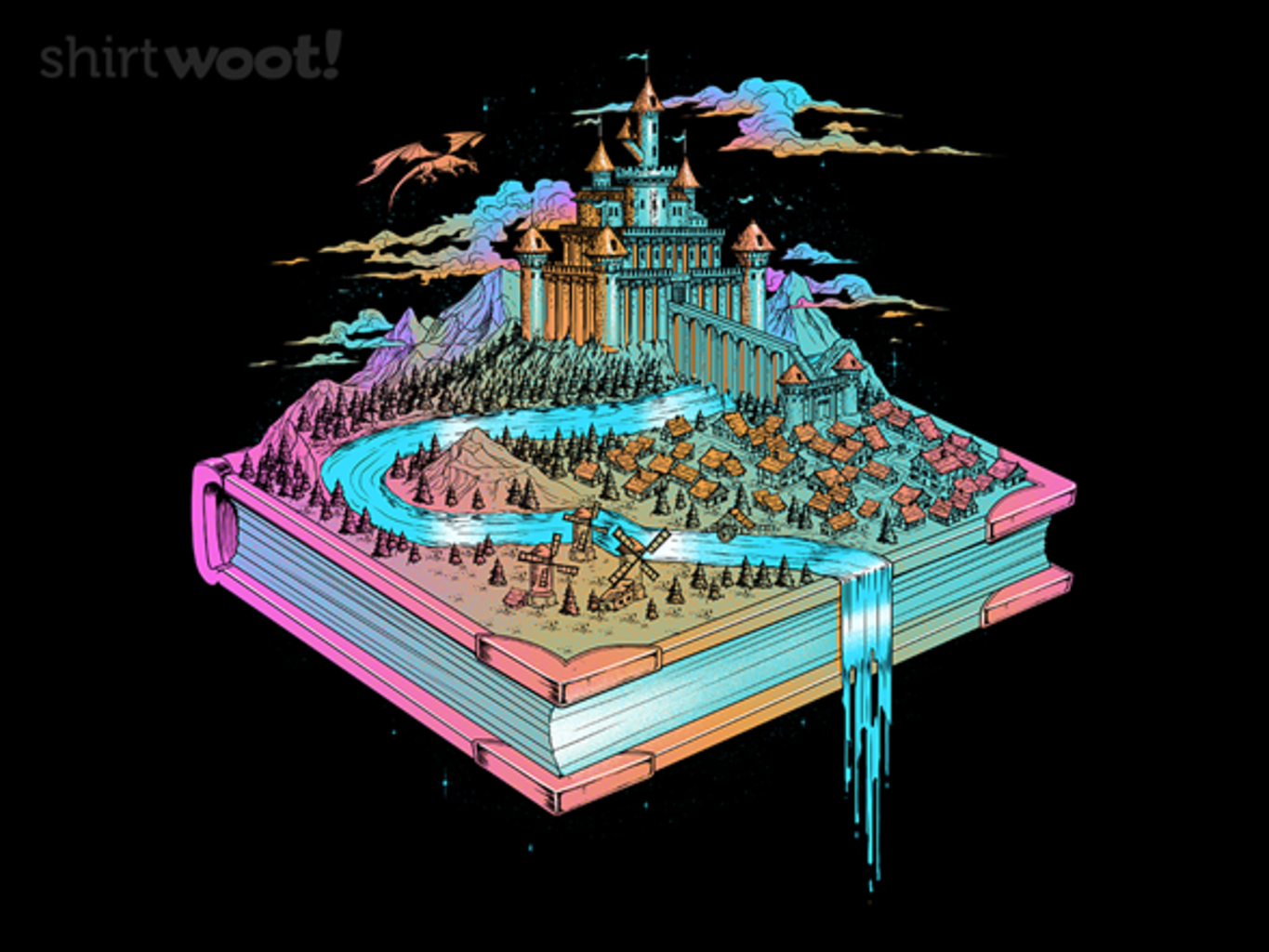Woot!: The World is a Book: Explore