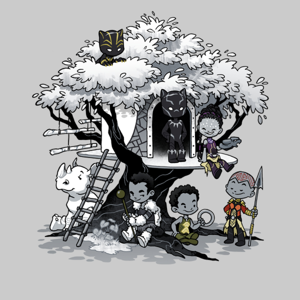 NeatoShop: African Tree House
