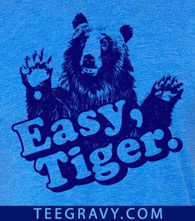Tee Gravy: The Return of Easy Tiger