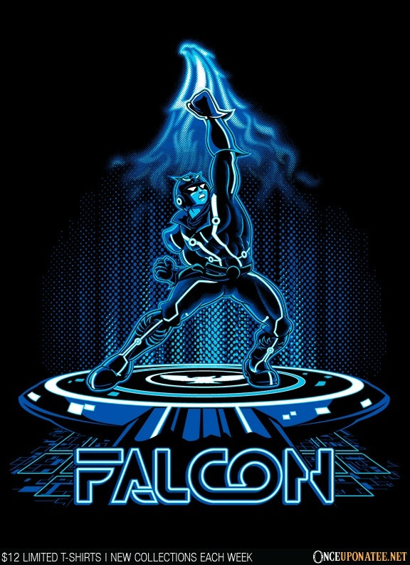 Once Upon a Tee: Faltron