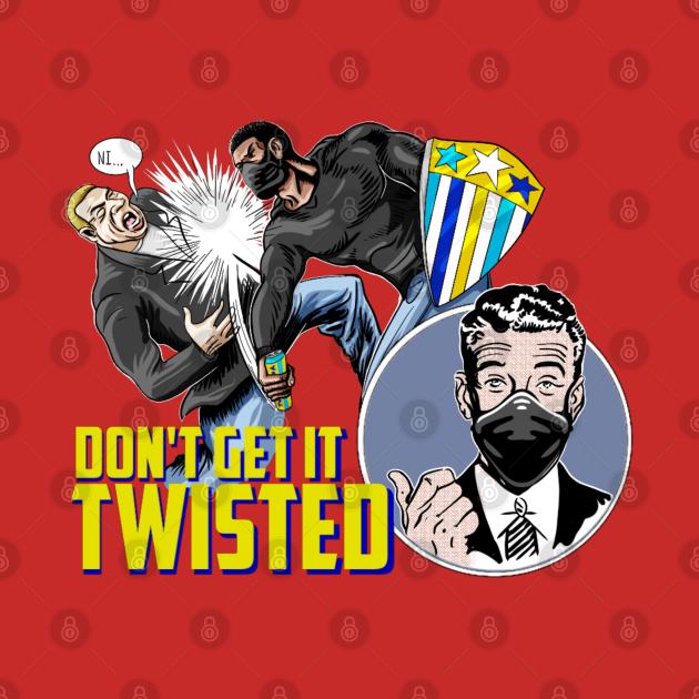 TeePublic: Twisted K.O.