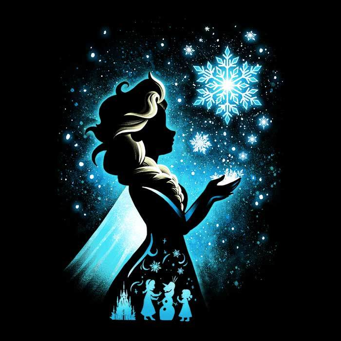 Once Upon a Tee: The Snow Queen
