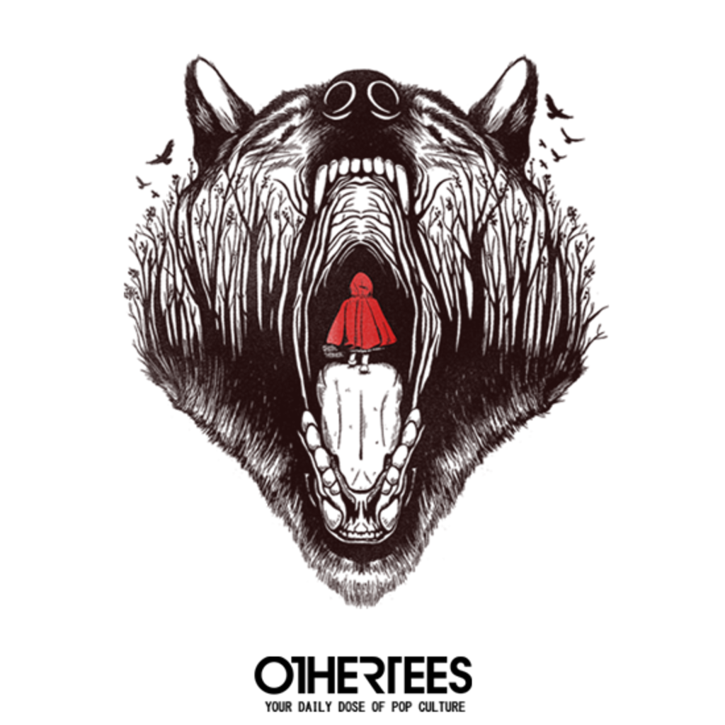 OtherTees: Little Red Riding Hood