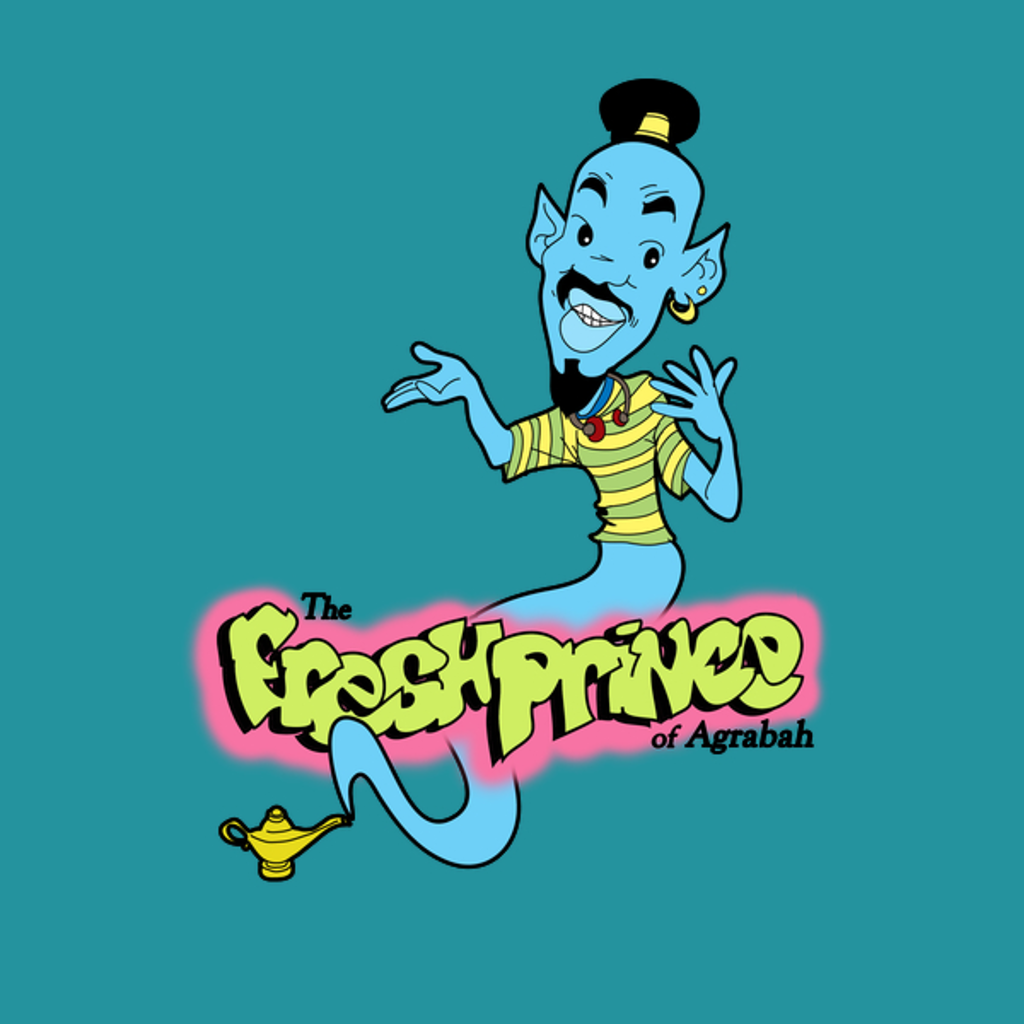 NeatoShop: The Fresh Prince of Agrabah