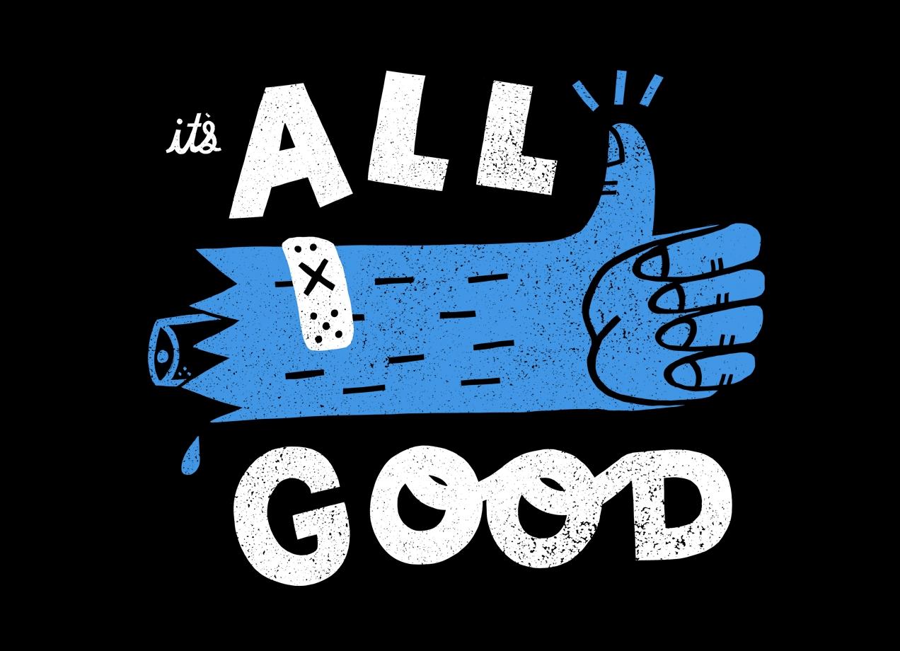 Threadless: It's All Good