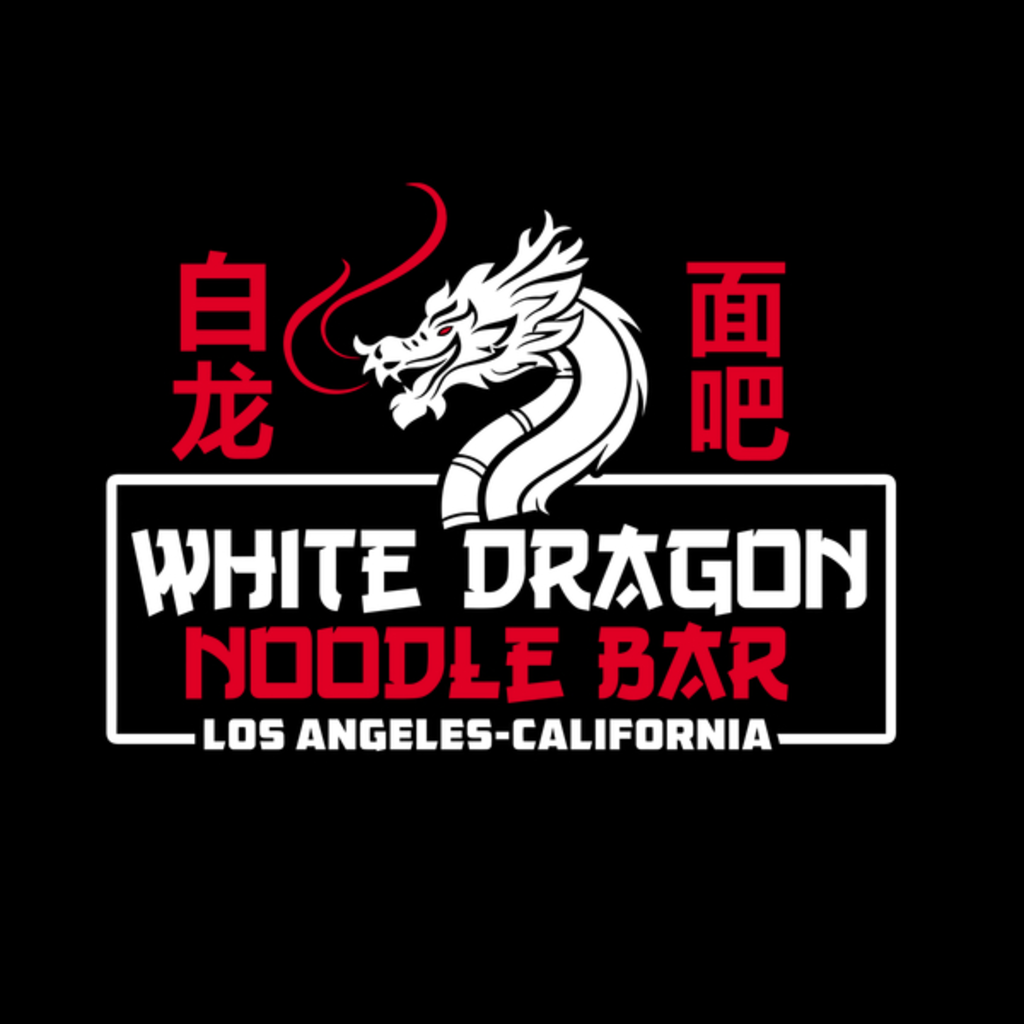 NeatoShop: White dragon noodle bar
