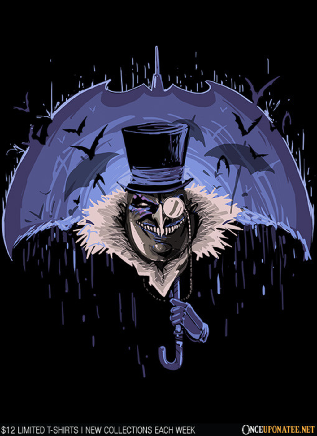 Once Upon a Tee: Penguin Nightmare