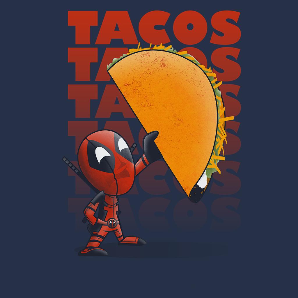 Pop-Up Tee: Tacos