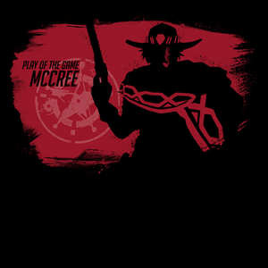 Pop-Up Tee: Play of the Game McCree
