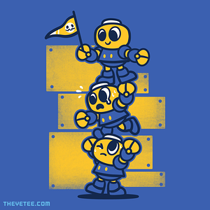 The Yetee: Robot Tower