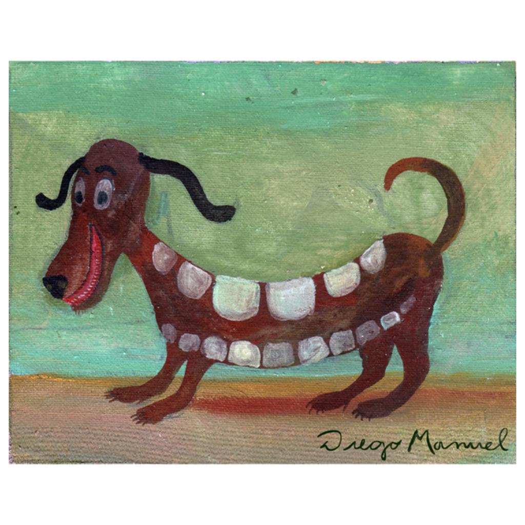 NeatoShop: Dog teeth