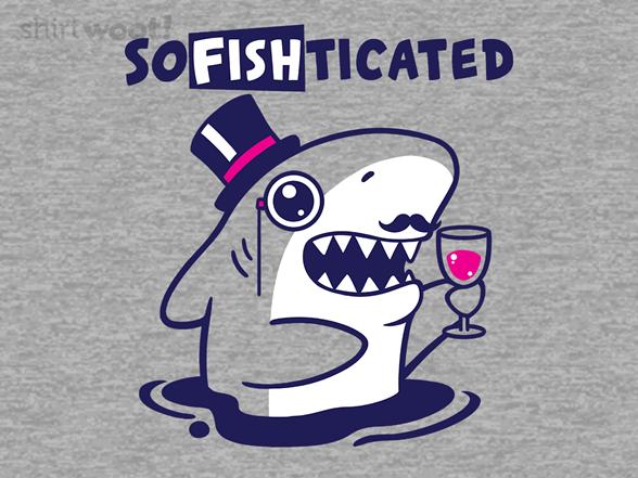 Woot!: Sofishticated