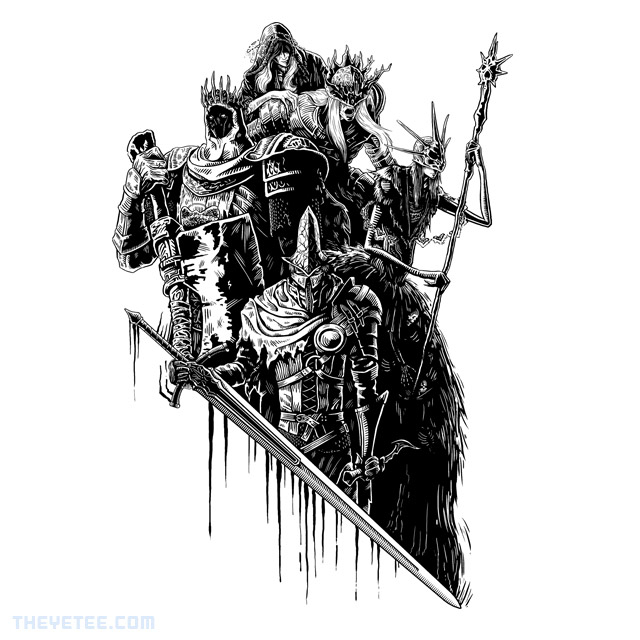 The Yetee: Lords of Cinder