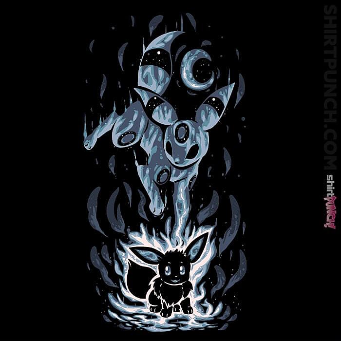 ShirtPunch: The Dark Evolution Within